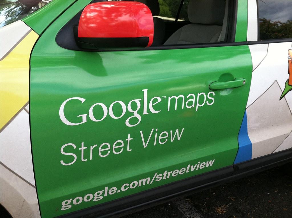 Google Trike Google Trike Mapping The Campus Of Kapiolani Flickr