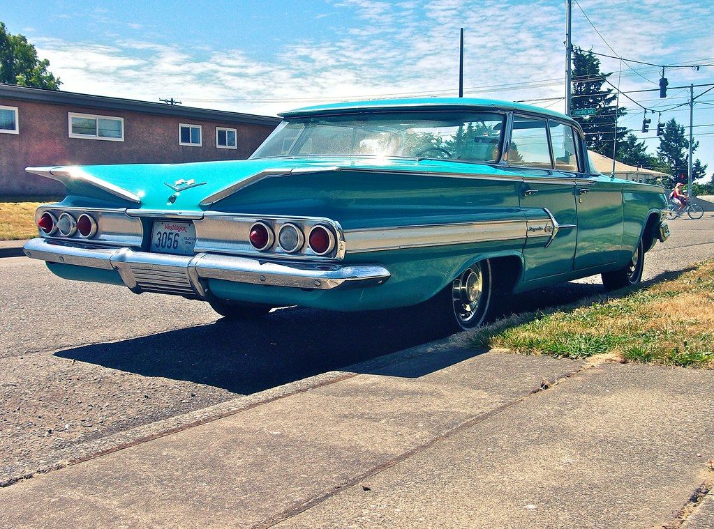 New Chevy Impala >> 1960 Chevy Impala 2 | Beautiful 1960 Chevrolet Impala in Tac… | Flickr