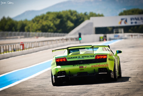 Lamborghini Gallardo LP 560-4 Super Trofeo | by calians.sevan