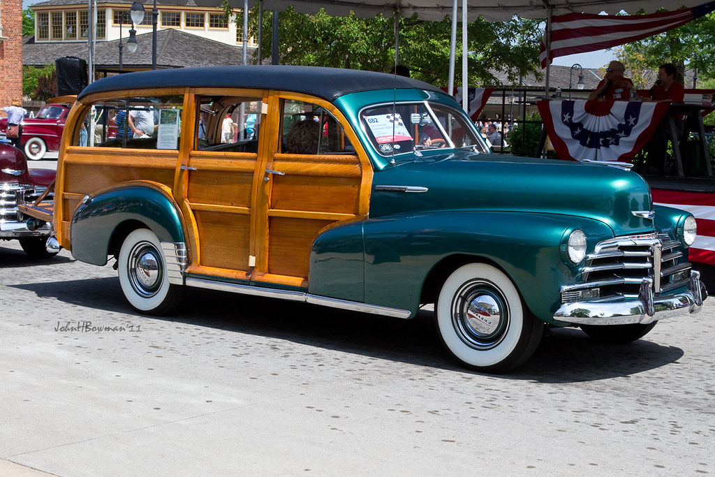 1948 Chevrolet Woody This Beautiful 1948 Chevrolet