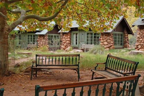 Grand Canyon Phantom Ranch 0260 Phantom Ranch At The