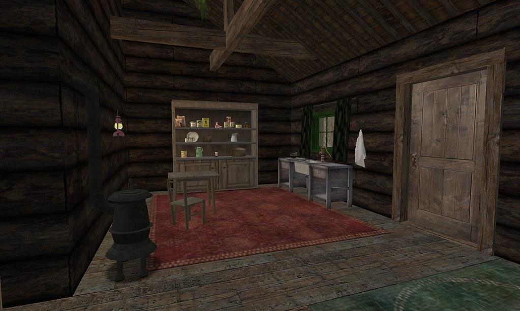 Backwoods Cabin 2 Of 6 Something Tells You That You Shou Flickr