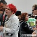 Gerard Way shopping at Comic Con