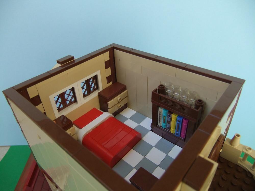 Lego Moc Pet Store Bedroom Tikitikitembo Flickr