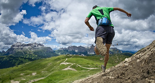 GORE-TEX® Experience Tour: All-out trail running in the Dolomites! | by GORE-TEX® Products