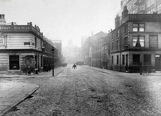 Temple Street Chorlton On Medlock 1916 Flickr Photo