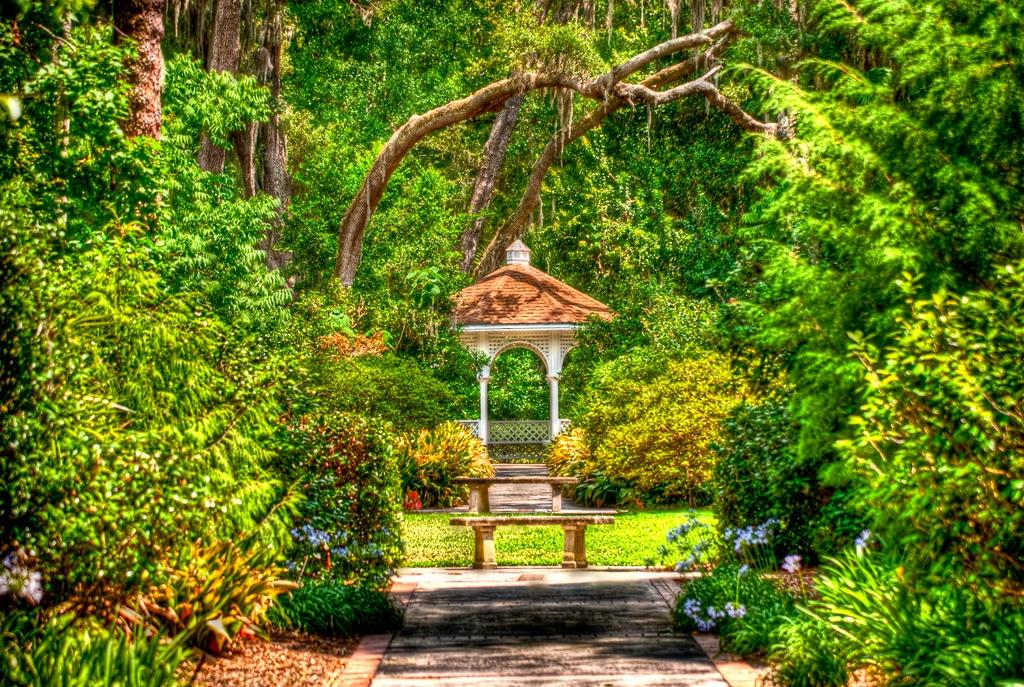 Leu Gardens Leu Gardens Orlando Fl Ricardo S