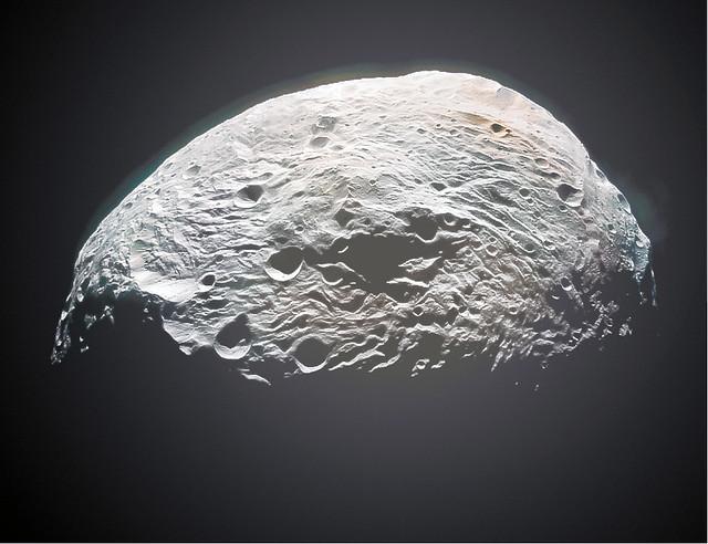 Asteroid Vesta | Flickr - Photo Sharing!