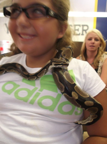 Reptile Party at the Youth Center | by The Youth Center