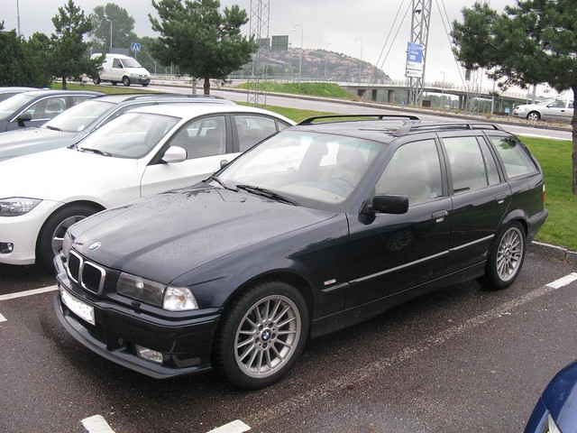 bmw 320i touring e36 flickr photo sharing. Black Bedroom Furniture Sets. Home Design Ideas