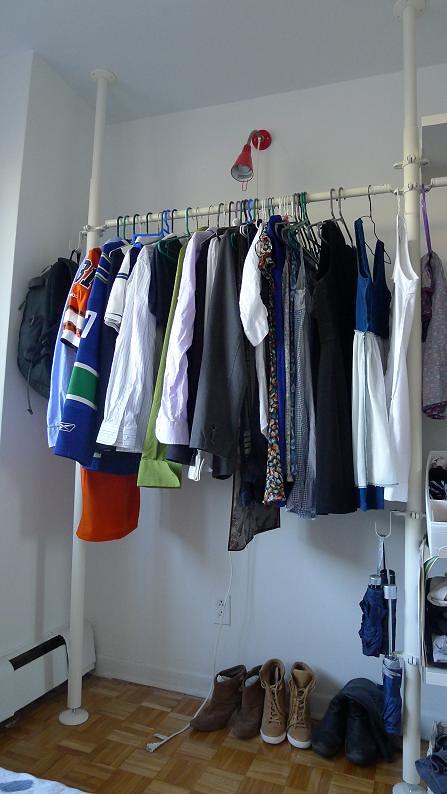 ... PhilosophyChild Open Concept Closet Wardrobe For Sale   By  PhilosophyChild