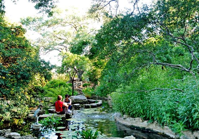 Zilker Botanical Gardens Austin Texas Flickr Photo Sharing