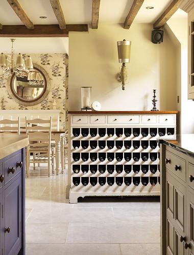 Standing Wine Bottle Cake Tutorial