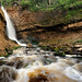 """Miners Falls""  Michigan's Pictured Rocks National Lakeshore"
