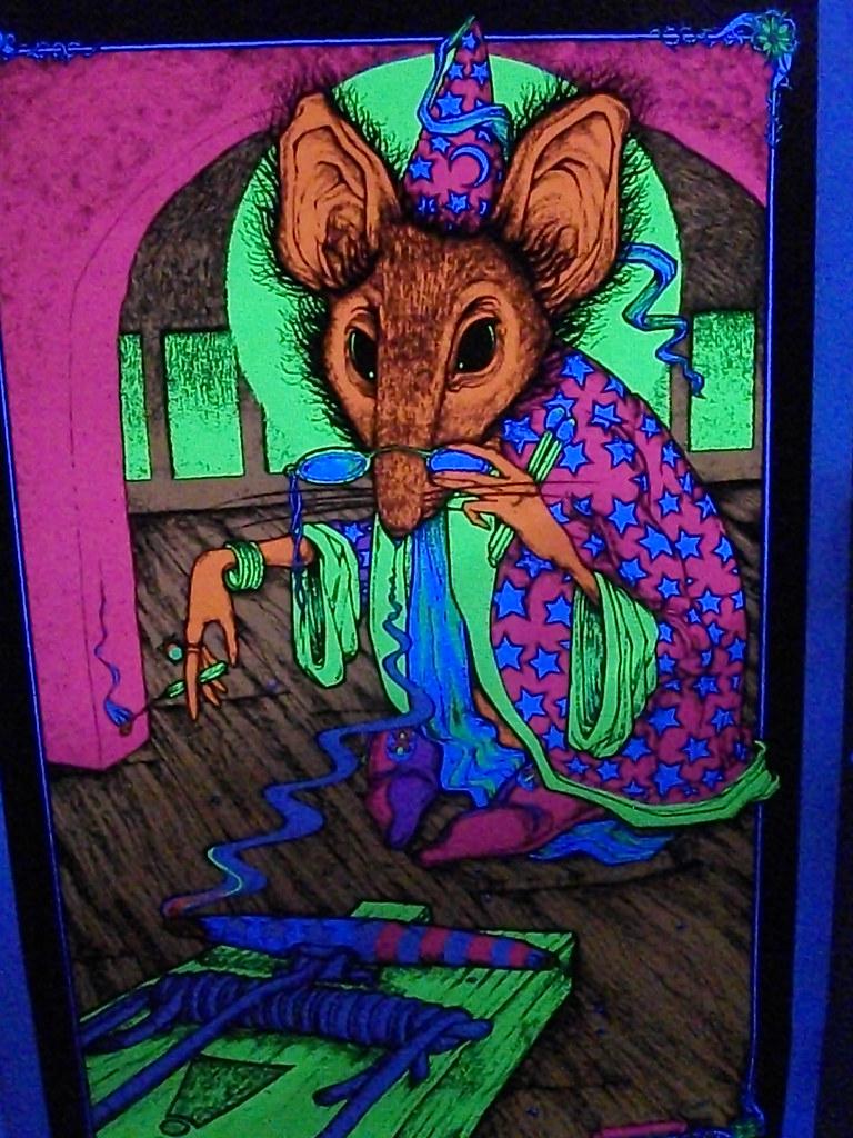 Sorcerer sorcerer black light poster tattooedstranger flickr sorcerer by tattooedstranger sorcerer by tattooedstranger gumiabroncs Image collections