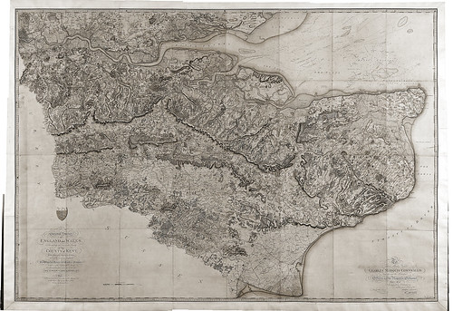 1801 map of Kent | by Ordnance Survey