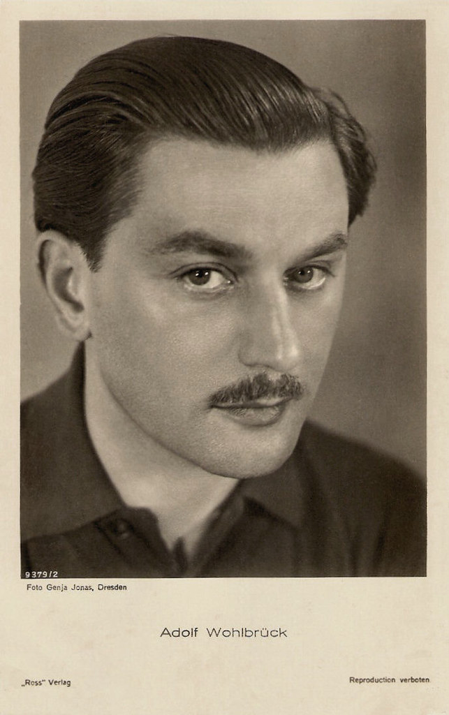 Anton Walbrook The Red Shoes