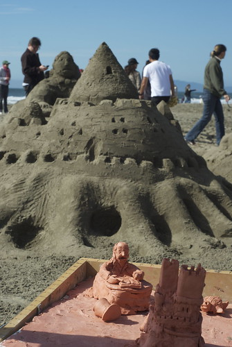 Sandcastle contest | by www.goldengatexpress.org
