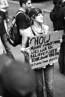 Occupy Wall Street | by DoctorTongs