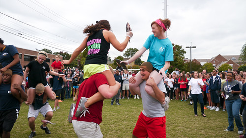 Homecoming 2011 Field Games | by UT-Chattanooga