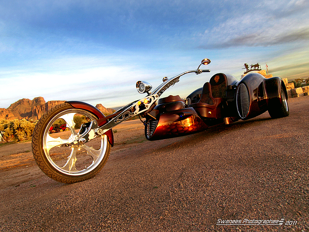 Venom Trike | Phoenix Trike Works LLC is proud to present ...