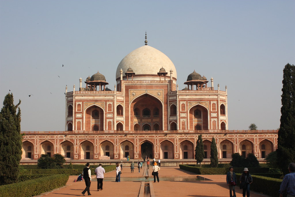 Image result for Tomb of Humayun