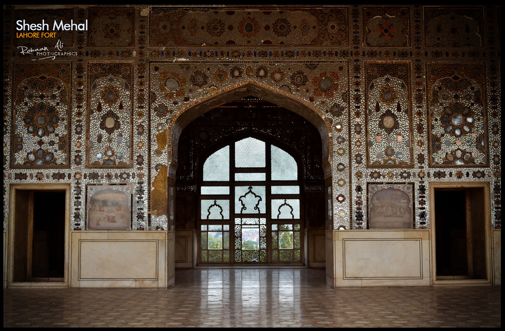 shesh mehal the sheesh mahal the palace of mirrors in ur flickr