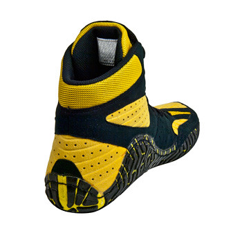Asics-Aggressor-WrestlingShoes-BlackYellow-11 | by wrestlinggear