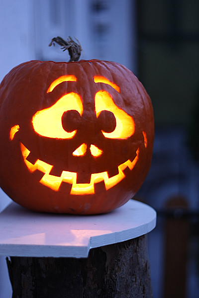 Halloween Pumpkin Kr 233 Nn Imre Flickr