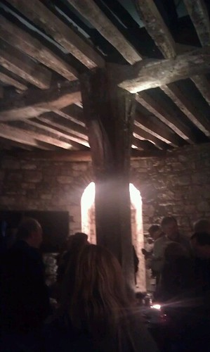 Kilkenny castle, fantastic conference venue. That's a 13th century beam in a round tower #ciakk | by sparklinglarkin