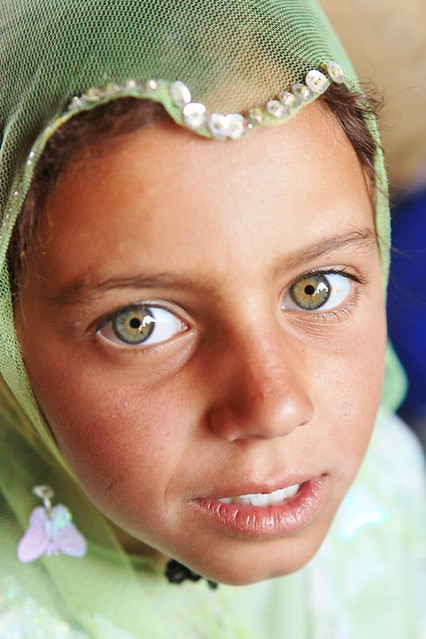 Iranian Girl with the most Beautiful Eyes in The World ...  Iranian Girl wi...