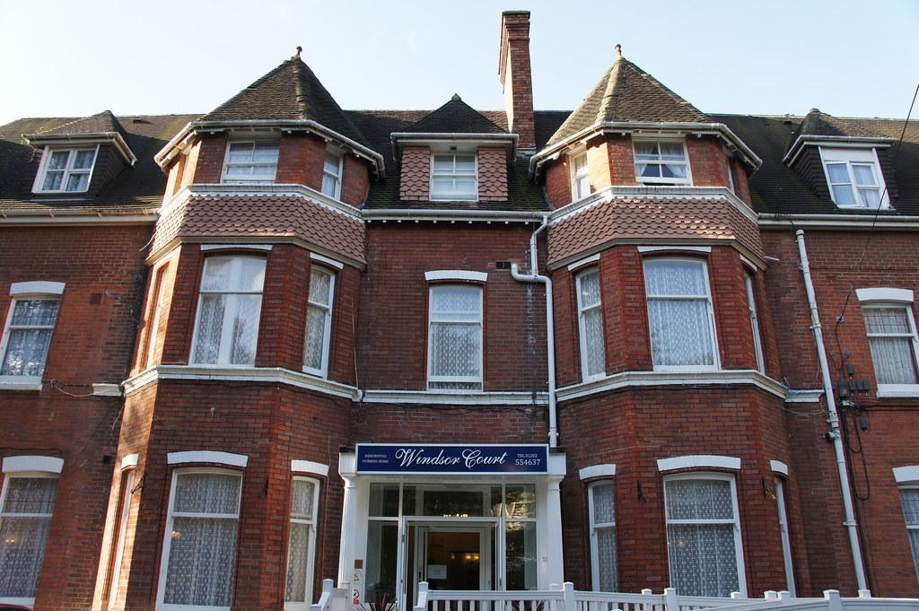 Windsor Court Nursing Home Bournemouth