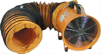 5 Inch Exhaust Pipe >> Global Industrial Portable Ventilation Fan 12 Inch   Flickr