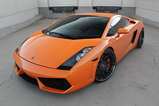 Lamborghini Gallardo | by Monkey Wrench Media