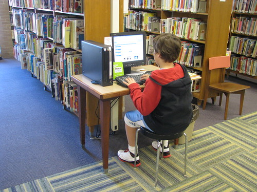 Catalog search | by Rodman Public Library
