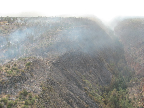 Helicopter recon, Las Conchas Fire | by Los Alamos National Laboratory