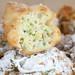 Elderflower fritters / Frititud leedripuuõisikud