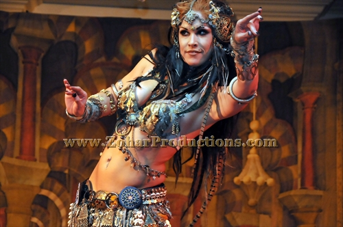 Belly Dancers Nyc Tribal Belly Dancer | by