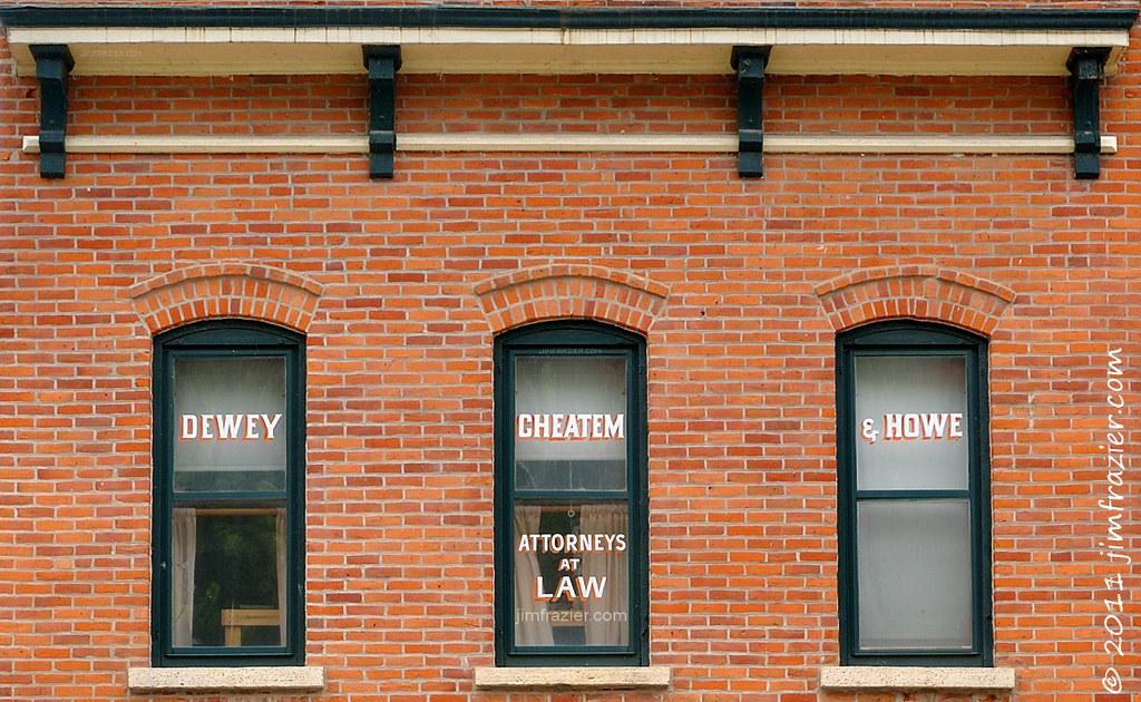 Image result for Dewey, Cheatem & Howe