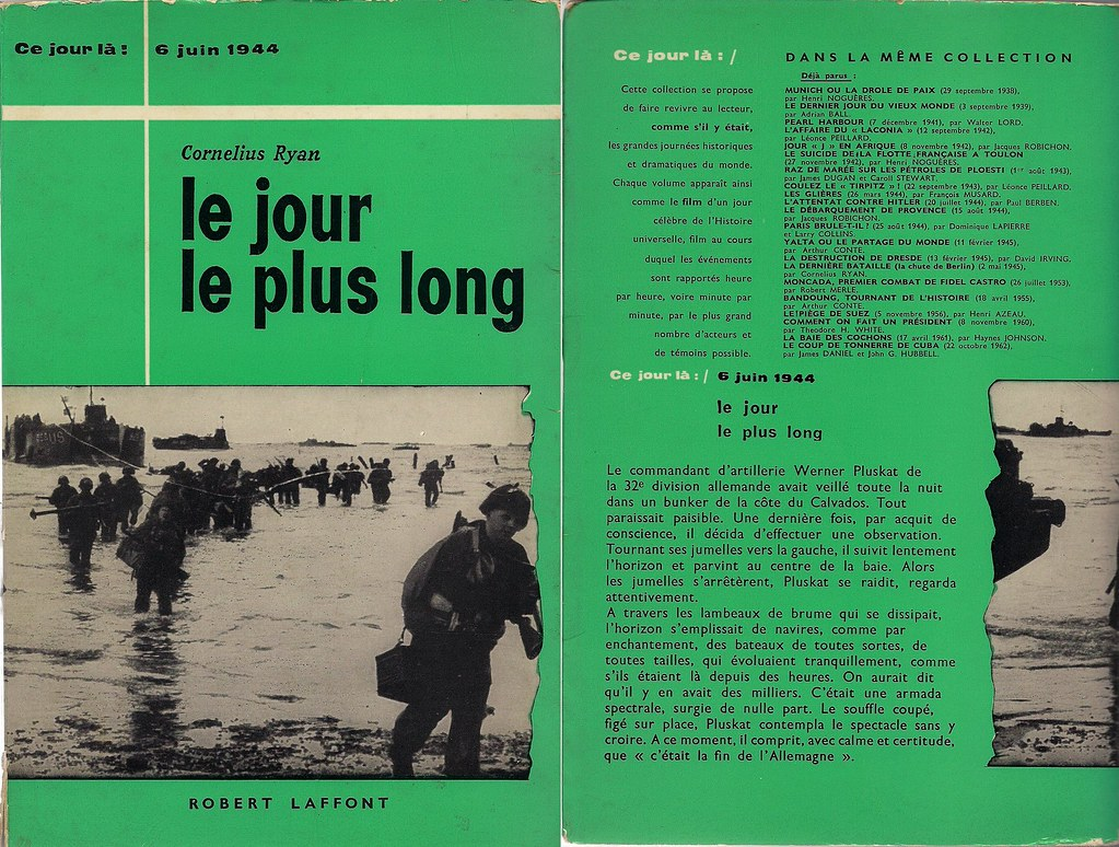 le jour le plus long edition de 1960 page 133 je cite f flickr. Black Bedroom Furniture Sets. Home Design Ideas