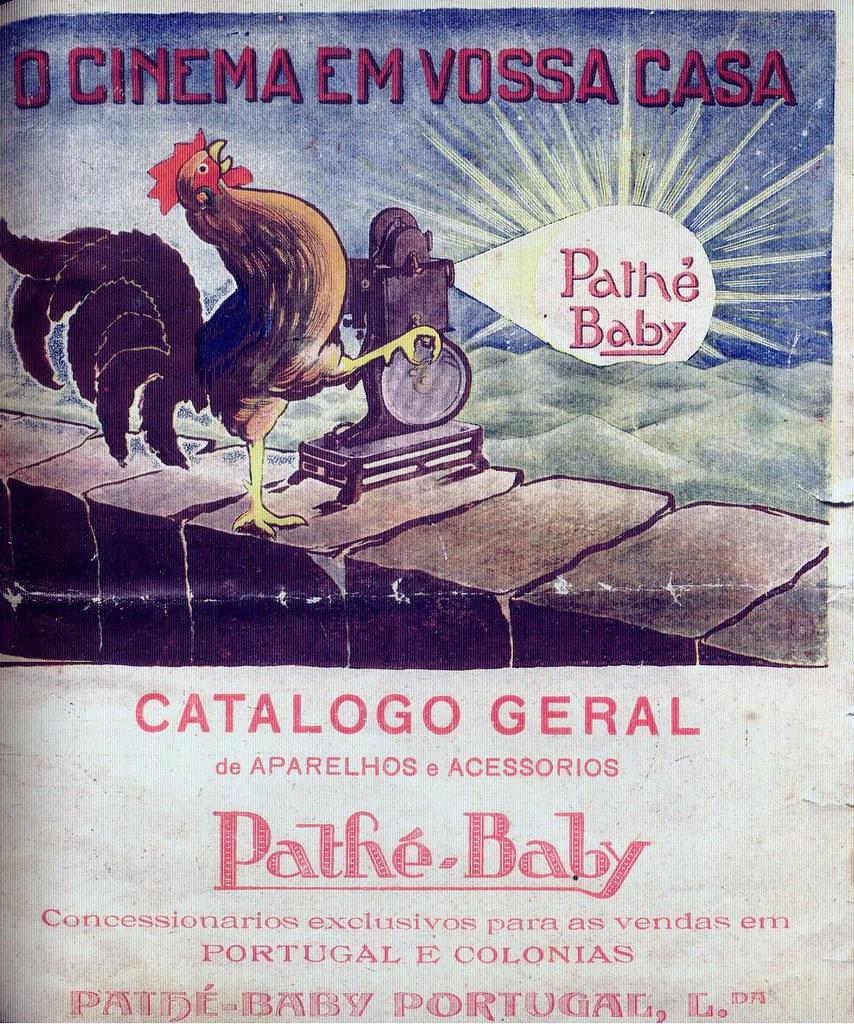 Resultado de imagem para Pathé Baby Portugal