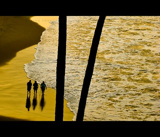 The Golden Beach | by fotobaba?