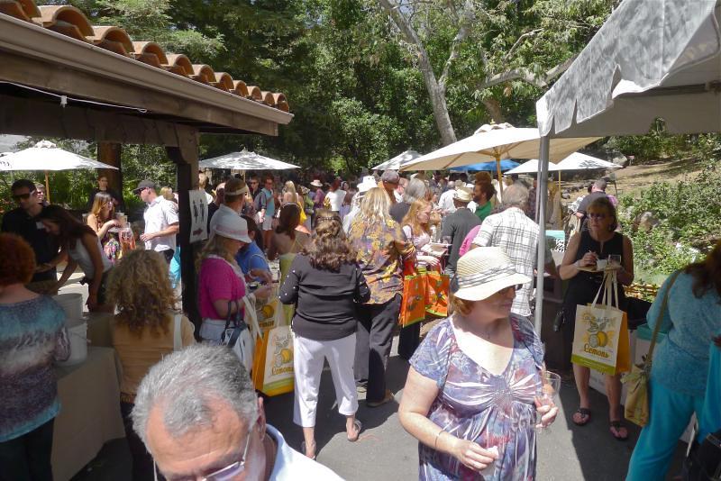 Santa Barbara Wine Festival Natural History Museum