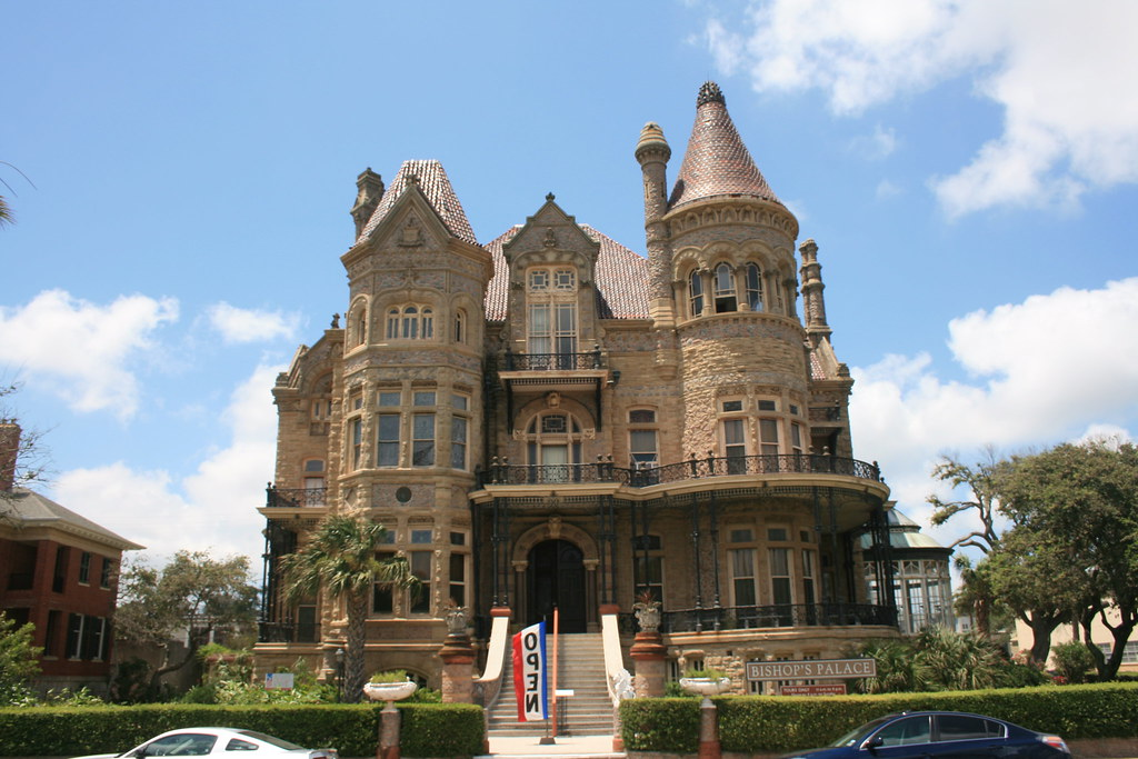 Bishop 39 S Palace 1 Walter Gresham Home Galveston