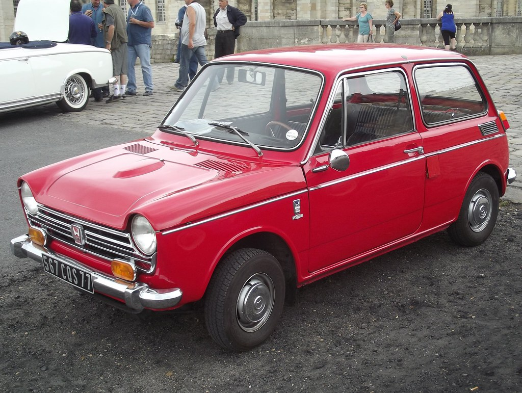 the honda n600 was developped alongside the n360 which is flickr. Black Bedroom Furniture Sets. Home Design Ideas