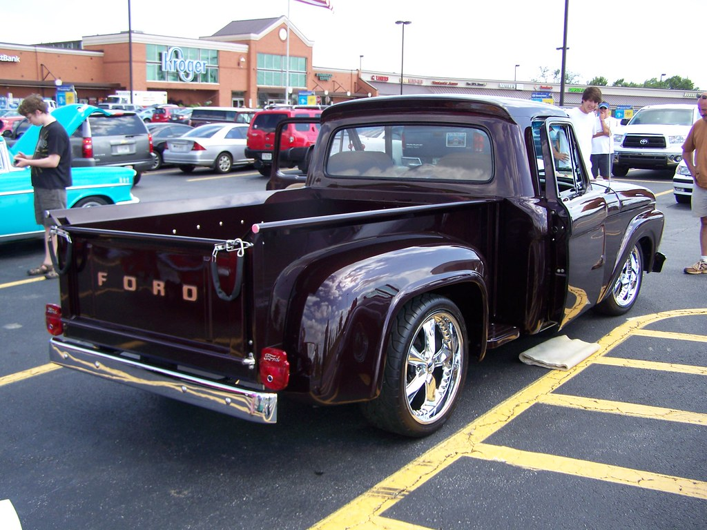 1961 Ford F100 See At Car Show In Dawnsonville Ga July 16 Pete Pickup By Classicfordz