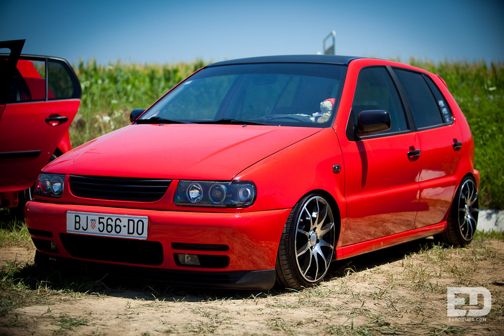 Vw Polo 6n2 Eurodubs Com Flickr