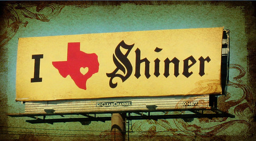 Shiner Beer | by Calsidyrose