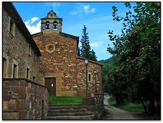 Església de Santa Eugènia de Congost