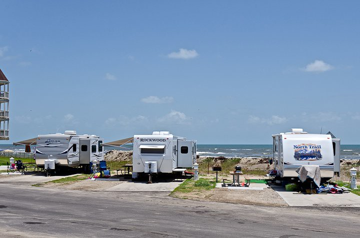 Galveston Com Dellanera Rv Park Galveston Com Flickr